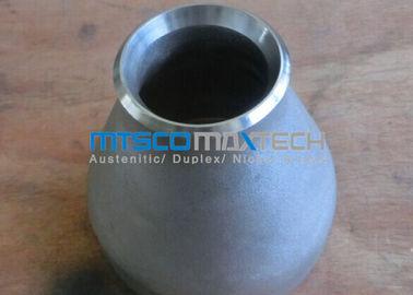 Chiny ASTM A815 / ASME SA815 F51 / F53 Duplex Steel Eccentric Reducer Pipe Fitting fabryka