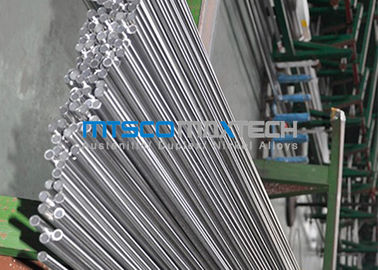 24 SWG 1 / 2 Inch Hydraulic Tube TP304 / 304L Stainless Steel Seamless Pipe