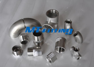 Chiny ASME / ANSI B16.9 F51 / F53 S31803 / S32750 Duplex Steel Concentic Reducer Pipe Fitting fabryka