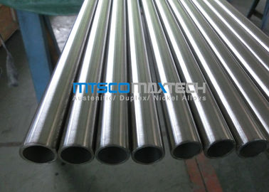 Chiny EN10216-5 X5CrNi18-10 Precision Stainless Steel Tubing For Doors Production Tools fabryka