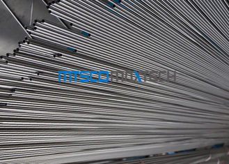 Chiny Cold rolled Small Diameter stainless steel round tube ASTM A269 S30403 / S31603 fabryka