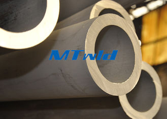 Chiny Double Welded Stainless Steel Pipe ASTM A358 / ASME SA358 S31603 / 1.44101 fabryka