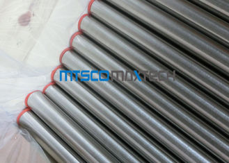 Chiny ASTM A213 TP304 / 304L Stainless Steel Heat Exchanger Tube For Oil And Gas fabryka