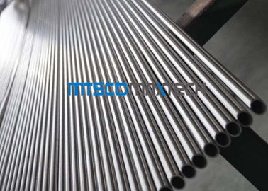 Chiny TP316 / 316L Stainless Steel Instrumentation Tubing With Bright Annealed Surface fabryka