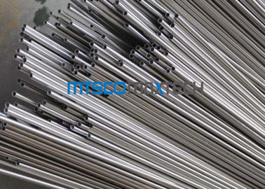 Chiny 24SWG 	Precision Stainless Steel Tubing For Instrumention , TP304 / 304L With Bright Annealed Surface fabryka