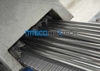 Chiny 3 / 4 Inch Sch40s Precision Stainless Steel Tubing , TP347 / 347H Cold Rolled Steel Pipe fabryka