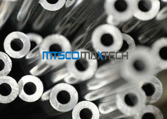 Chiny S31600 / S31603 Stainless Steel Precision Seamless Cold Rolled Tubing With Bright Annealed Surface fabryka