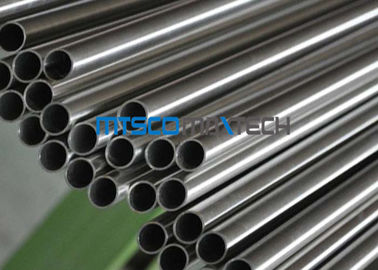 Chiny 10 / 12 / 14SWG Precision Seamless Stainless Steel Pipe With Cold Rolled For Medical Industry fabryka
