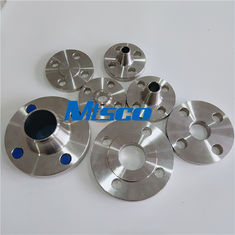 Chiny DIN2628 1.4462 / 1.4410 Duplex Steel Weld Neck Flange For Connection fabryka
