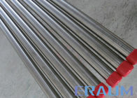 ASTM B622 / B619 / B626 Bright Annealed Nickel Alloy Tubing For Chemical Industry dostawca